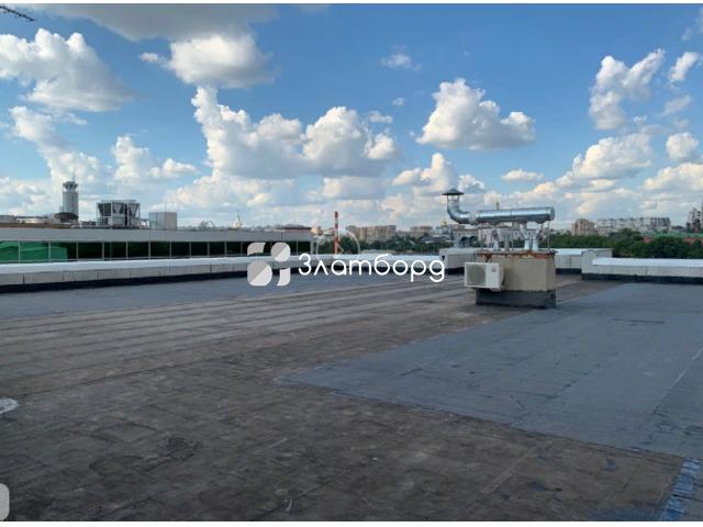 Ресторан/кафе на крыше с видом на Москву-реку