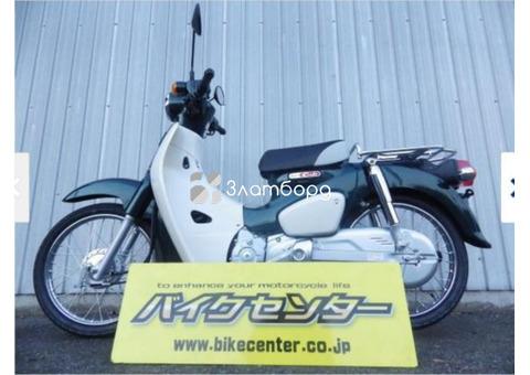 Мотоцикл дорожный Honda Super Cub Domestic