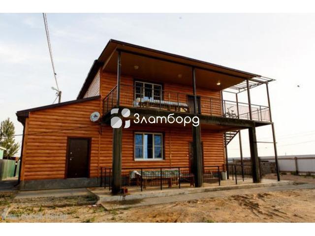 База отдыха для рыбаков и охотников в Астраханской области.