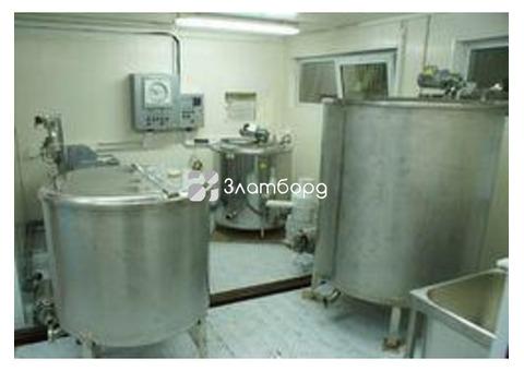 Завод по переработки молока., Краснодар