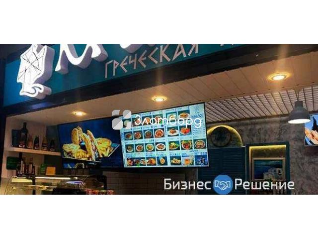 Сеть ресторанов греческой кухни в ЦАО