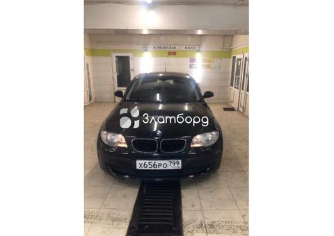 BMW 1 серия, АТ, 2008 г., Москва