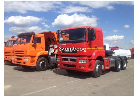 КАМАЗ 65806-002-68(Т5)тягач седельный, Москва