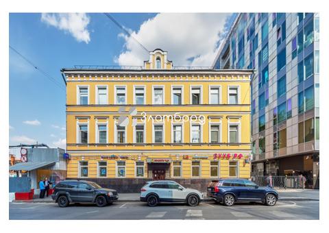 Продажа арендного бизнеса на 2-й Брестской, Москва