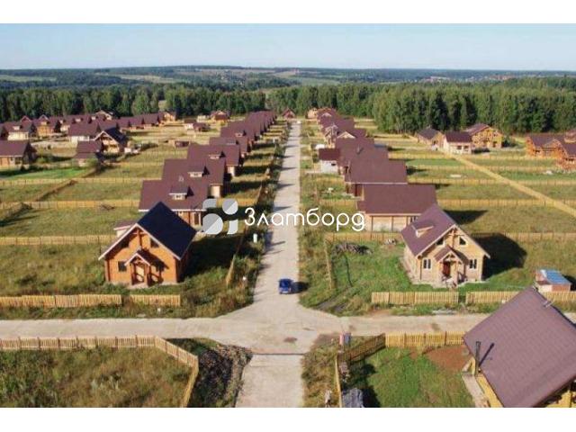 Инвестиции в коттеджный посёлок под 24% годовых, Москва