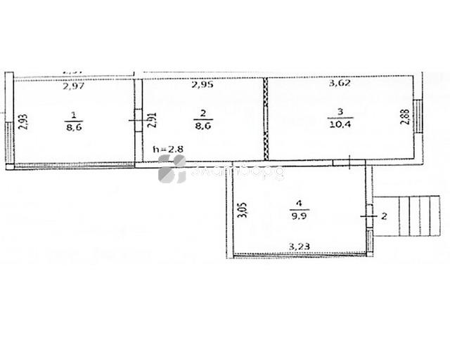 Продам земельный участок, 4 м2