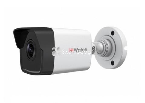 Уличная 4Мп IP видеокамера Hiwatch DS-I400 (B)