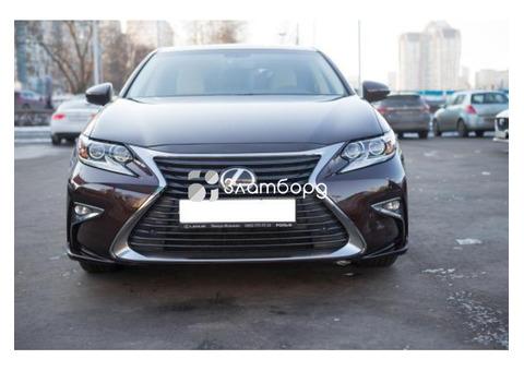 Lexus ES200 2018 года, в идеальном состоянии!, Москва