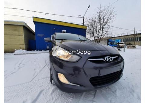 Hyundai Solaris, 2012., Новокузнецк