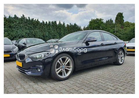 BMW 420, седан, 2017 г.в., пробег: 170919 км., автомат