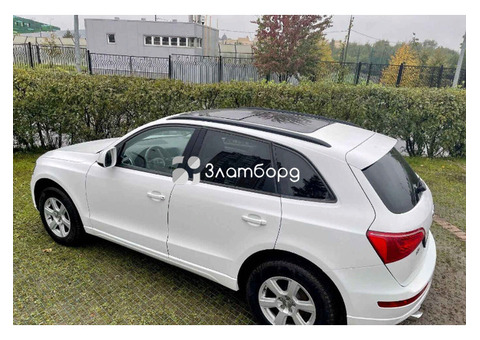 Audi Q5, кроссовер, 2012 г.в.