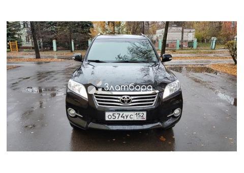 Продаю TOYOTA RAV4-2012 г.в, Нижний Новгород