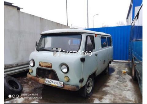 Спец. пассажирский УАЗ 29891 2013г.в. г.Воронеж, Москва