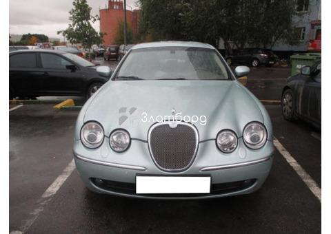 Jaguar S-Type 2006г.в., Москва